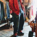 Old GAP Stripe Button-Down Shirt & NIKE Dunk Low & 5TH ANNIVERSARY SALE!!!