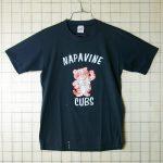 古着USA製NAPAVINE CUBS Tシャツ