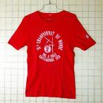古着ヨーロッパ製 16 e CHAMPIONNAT DU MONDEユーロTシャツ