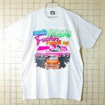 古着USA製SOUTH TEXAS fruchin roundupTシャツ【SCREENSTARS】