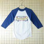 古着USA製EAGLESレディースラグランTシャツ【Augusta SPORTSWEAR】