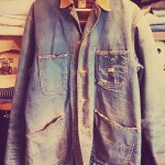 70sLee DENIME COVERALL 入荷