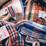 70s-80s BIG MAC Heavy flannel shirt UUUPPPPPPP!!!
