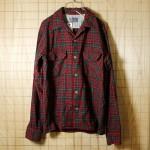40s-50s PENDLETON Wool Shirts & 50s BIGMAC Work Shirts