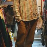 70s BIGMAC ヘビーフランネルシャツ×2