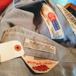 70s Stitch Chambray Shirts & USA Work Shirts
