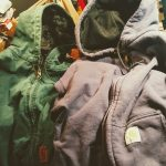 Carhartt Zip Up Hoodies & 90s Duck Jacket
