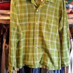 3連休スタート! & 60sオープンカラーシャツ