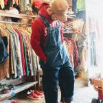 USA BIG SMITH Denim OVERALLS & RussellAthletic Hooded Sweatshirts & Puma LEATHER SNEAKER