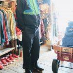 Reebok Nylon JKT & USA Dickies Work Pants & NIKE LEBRON Sneaker