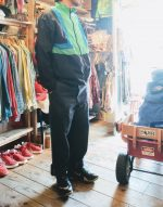 Reebok Nylon JKT & USA Dickies Work Pants & NIKE LEBRON Sneaker