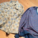 Euro Border Sweat Shirt & Canada Heavy Flannel Shirt