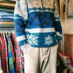 Portugal LLBean Pullover Wool Jacket