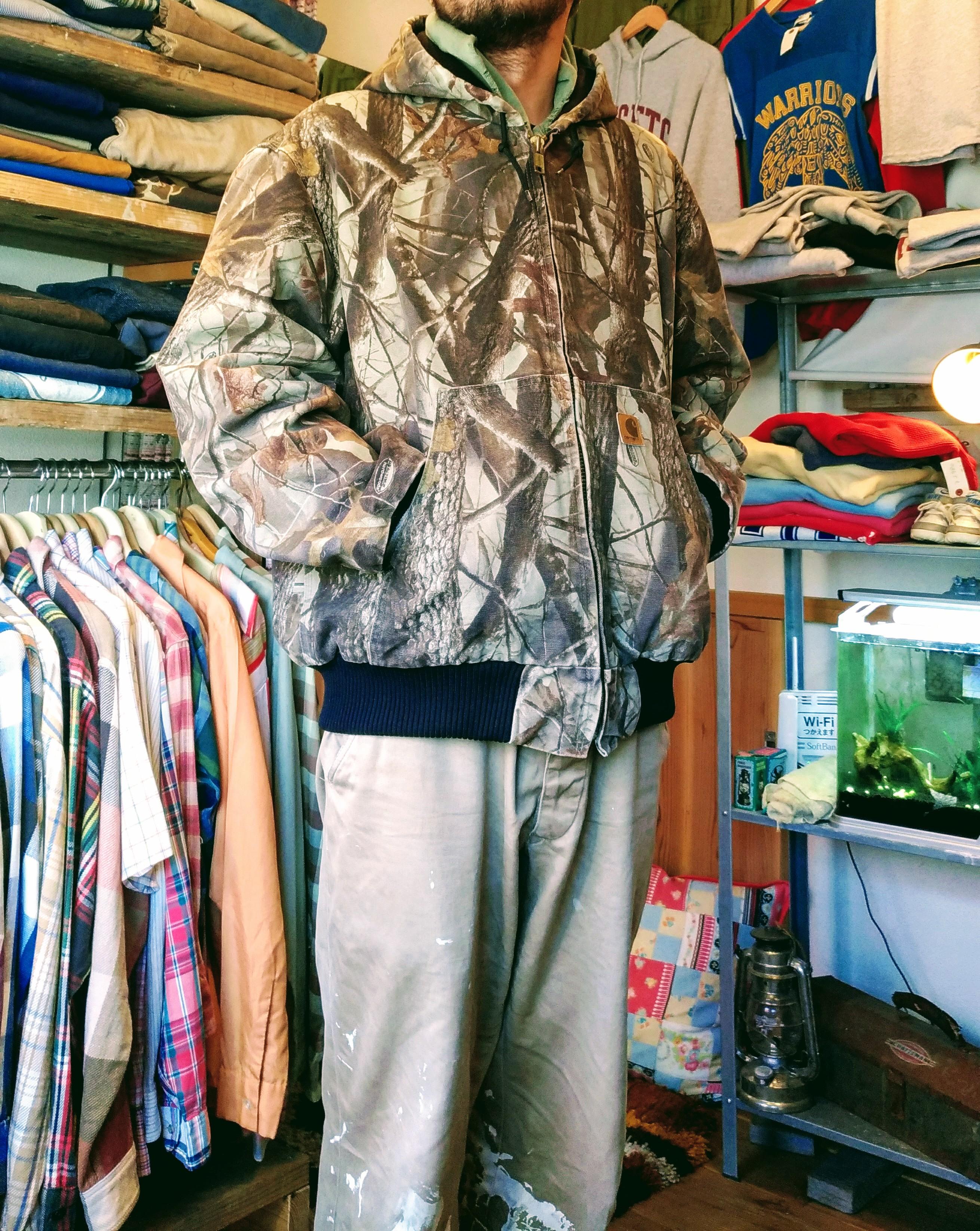 carhartt REALTREE CAMO Duck Jacket – ataco garage blog