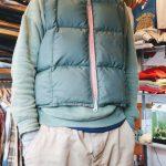 60s Coleman×SPORTS CHIEF Reversible Down Vest
