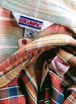 70s-80s BIGMAC Heavy Flannel Shirts