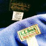 USA Eddie Bauer & LLBean 80s Nylon Fleece Jackets