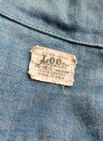 70s Lee L/S Chambray shirt
