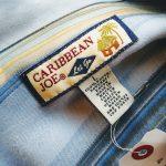 CARIBBEAN JOE Rayon S/S Hawaiian Shirt