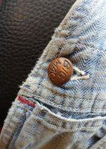 70s USA BIGMAC Herringbone twill OverAll