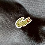 "French Lacoste ""Black color"" S/S Polo Shirt"