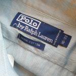 POLO RALPH LAUREN Herringbone twill L/S Shirt
