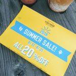 2018 Summer Sale Start!!!