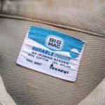 60s Penney's BIGMAC L/S Work Chino Shirt