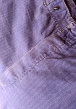 60s-70s Vintage French Herringbone twill Work Pants & Italy Leather Ankle boots