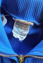 French 60s Recordman Vintage Jersey Jacket