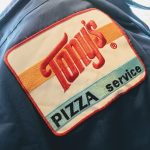 """USA RIVERSIDE """"TONY'S PIZZA"""" Work Jacket"""