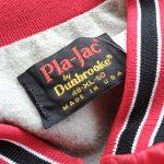 USA Pla-Jac Nylon Satin Varsity Jacket