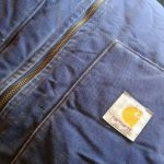 USA Carhartt Duck Quilting Work Vest