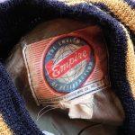 50s-60s USA Vintage EMPIRE Wool Letterman Jacket