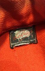 1950s Vintage Woolrich Zip-up Hunting Wool Jacket