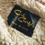 USA Cal Craft Corduroy Boa Liner Jacket
