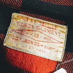 50s-60s USA FILSON MACKINAW WOOL CRUISER JACKET