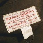 Usa Filson Mackinaw Wool Cruiser Jacket
