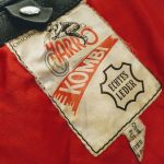 Euro Vintage HARRO KOMBI Riders Leather Jacket