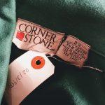 USA 80s CORNER STONE Cotton Cover All