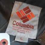 80s Columbia Rain Coat
