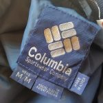 80s-90s Columbia Zip-up Nylon Jacket