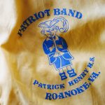 "USA ""PATRIOT BAND"" Print Nylon Coach Jacket"