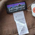 patagonia Organic Cotton L/S Plaid Shirt