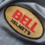 USA REDKAP Vintage BELL HELMETS Patch S/S Work Shirt