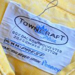 60s-70s Penneys TOWNCRAFT S/S LightWeight Shirt