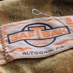 70s-80s SAFTBAK Duck Hunting camo Vest