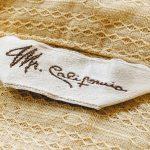 60s Mr.California Open Collar S/S 4Pocket Shirt