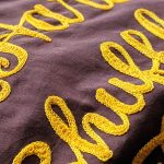 1970s USA Hilton S/S Chain Stitch Bowling Shirt