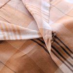 60s-70s Open Collar S/S Check Shirt